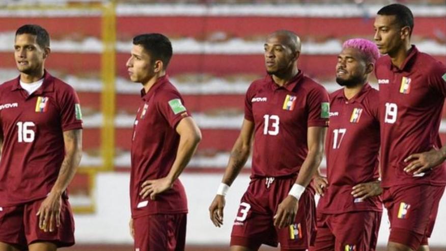2021 年美洲杯:委内瑞拉 12 名球员和教练组的核算检测呈阳性