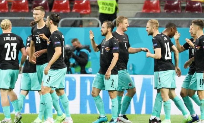 奥地利获得了首场欧洲比赛胜利