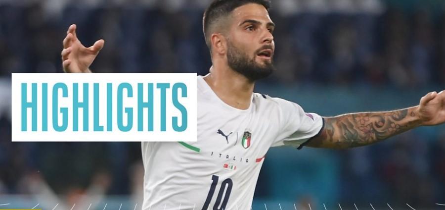 意大利以完美的成绩打开了他们的欧洲杯帷幕