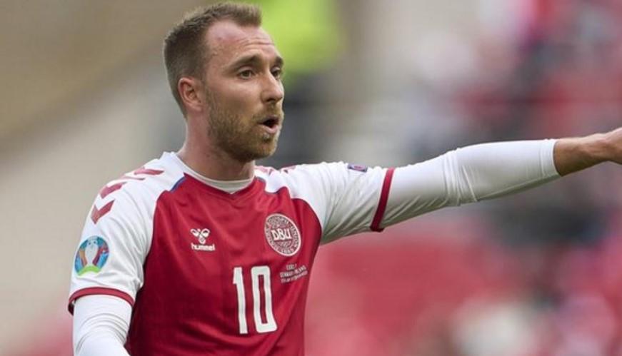 丹麦中锋克里斯蒂安·埃里克森已出院