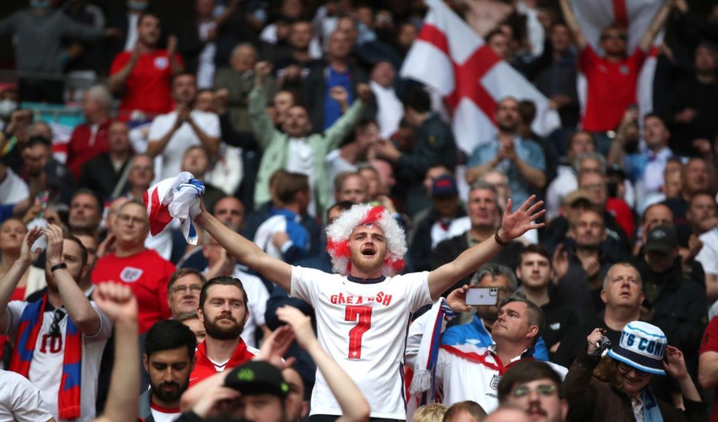 英格兰球迷警告不要去罗马参加对阵乌克兰的8强决赛