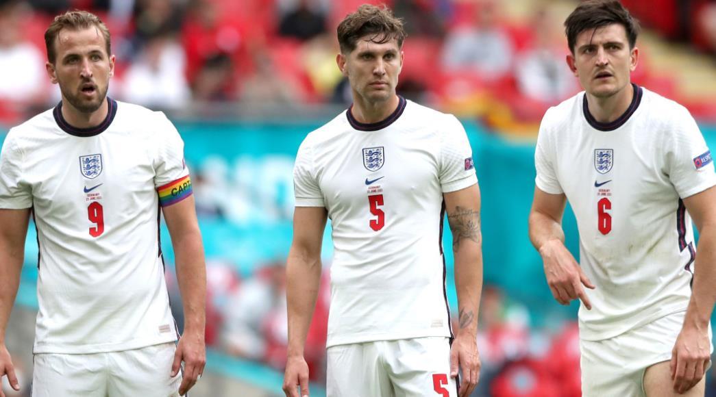 英格兰 2-0 战胜德国后重新评估了 2020 年欧洲杯的机会