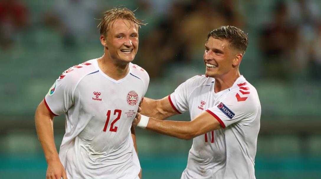 丹麦球员很高兴在进入欧洲半决赛后让国家感到自豪