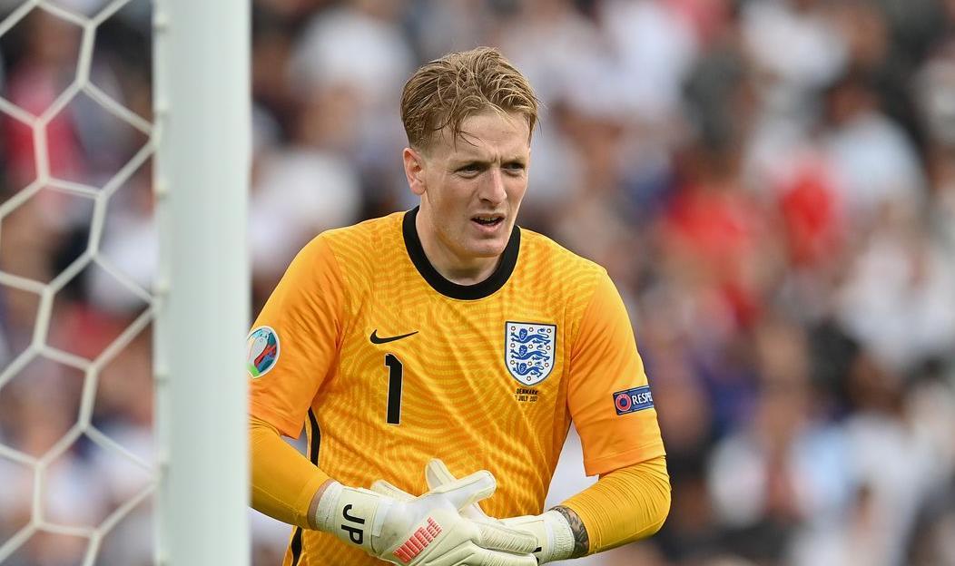 皮克福德打破英格兰守门员纪录