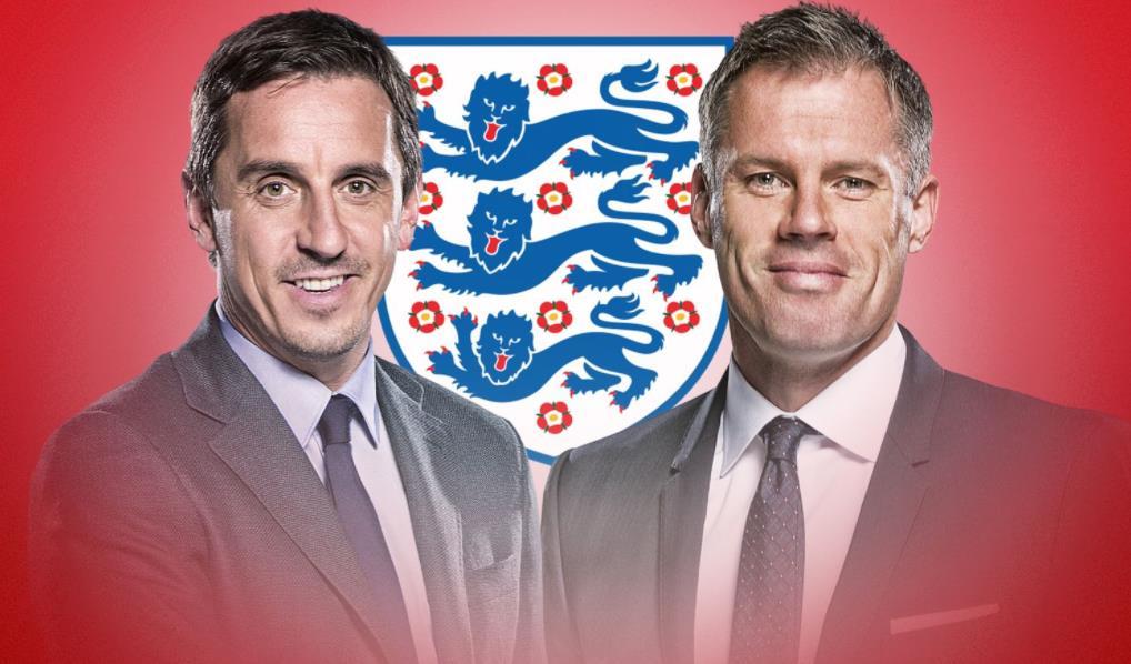 加里~内维尔和杰米~卡拉格预览 2020 年欧洲杯决赛