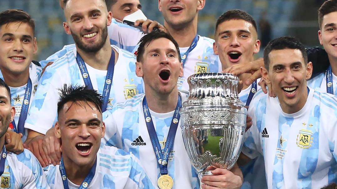 梅西对重大国际奖杯的等待已经结束