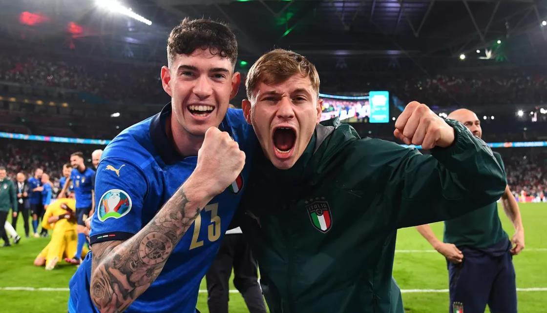 意大利在欧洲杯决赛中比英格兰更冷静、更有决心