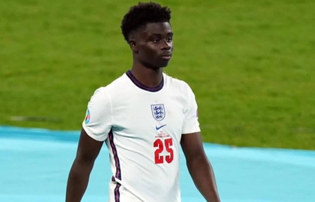 在欧洲杯决赛失望之后,英格兰边锋不会让消极情绪打断他