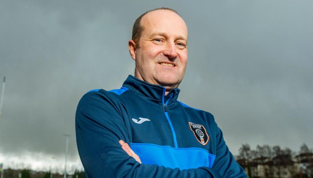 斯科特被任命为苏格兰女子超级联赛球队的临时主教练