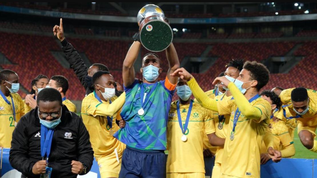 守门员莫斯瓦成为巴法纳赢得南非洲杯的英雄