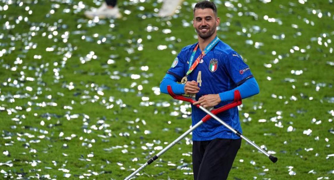 意大利英雄斯皮纳佐拉力争11月回归