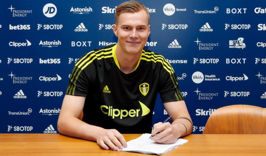 克莱森从瓦勒伦加加盟英超球队,合同为期四年