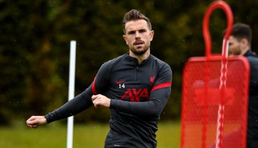 """利物浦队长乔丹.亨德森的未来将被""""排序"""""""