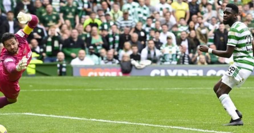 凯尔特人闯入了苏格兰联赛杯的最后八强