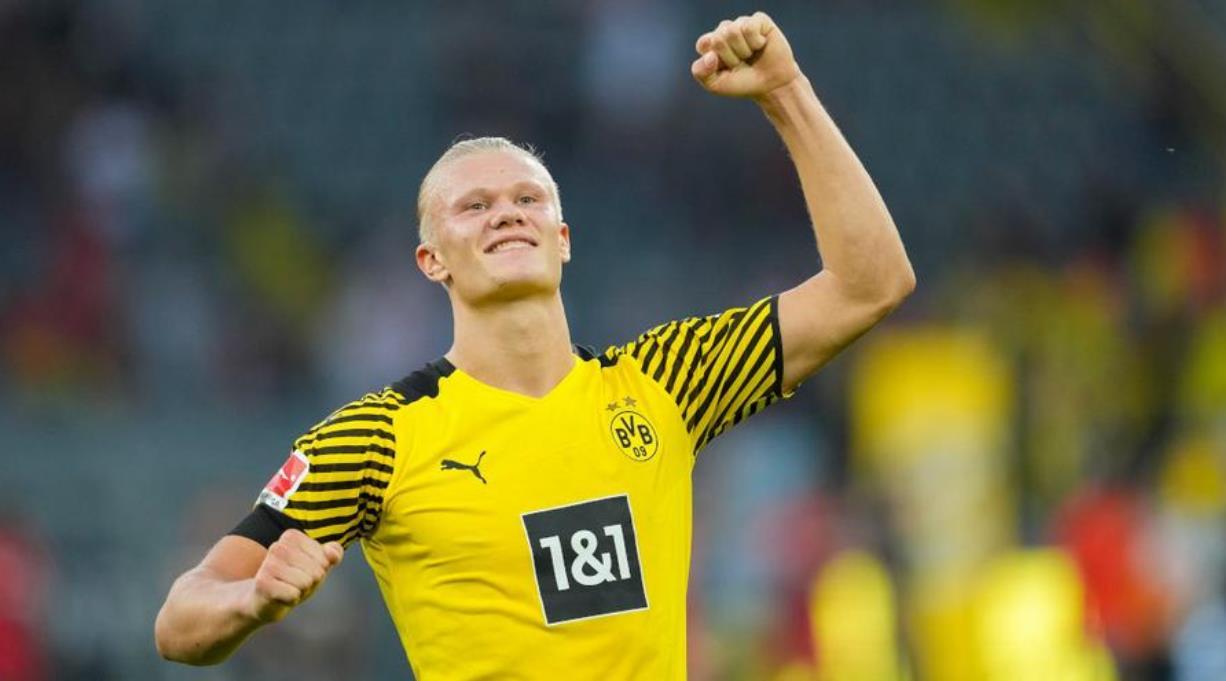 拜仁接下来将在多特蒙德的德国超级杯对决中对阵哈兰德