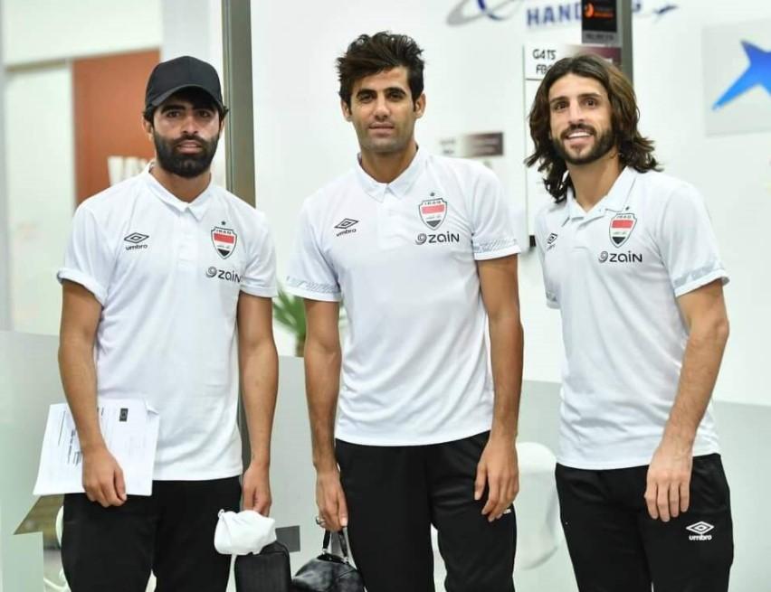 伊拉克足球队在西班牙训练营开始为世界杯预选赛备战