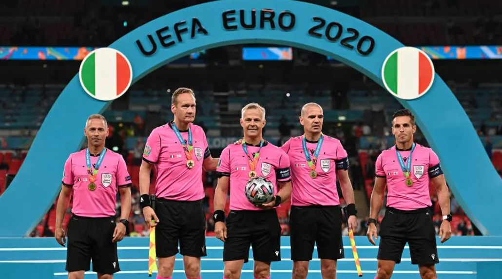 对欧洲杯赛事裁判的广泛赞誉