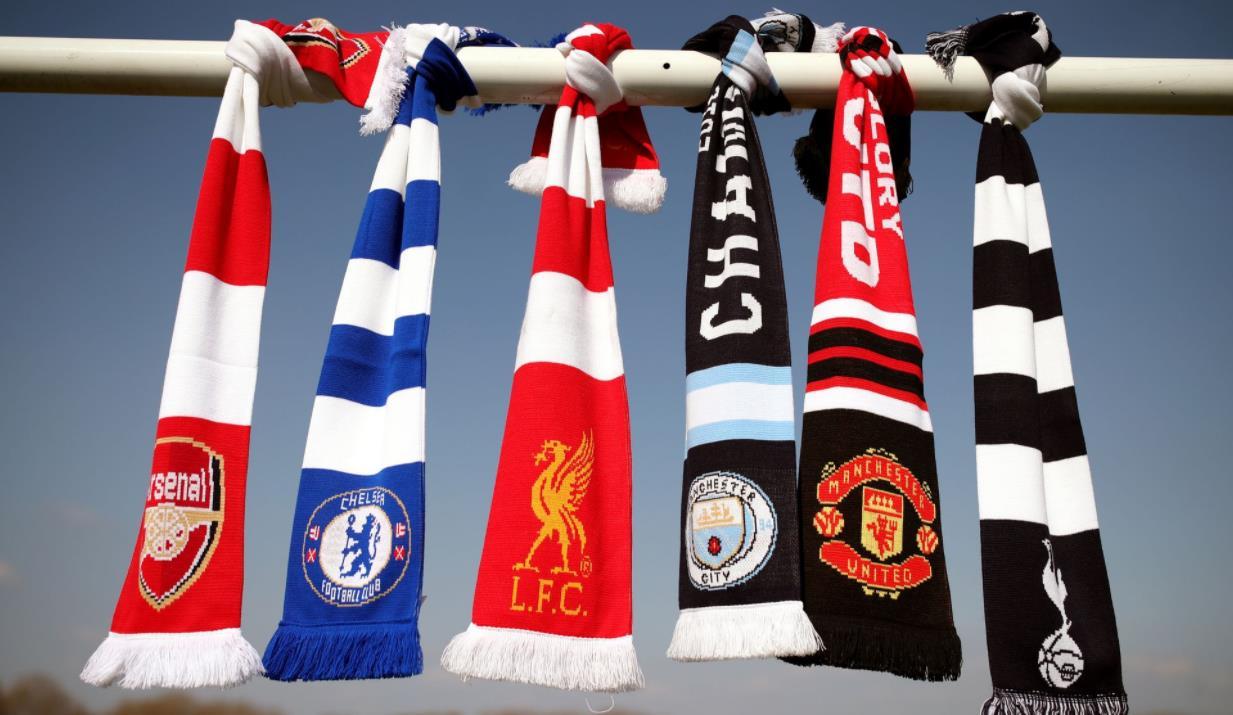 六家俱乐部加入脱离的英超俱乐部重返欧洲俱乐部协会