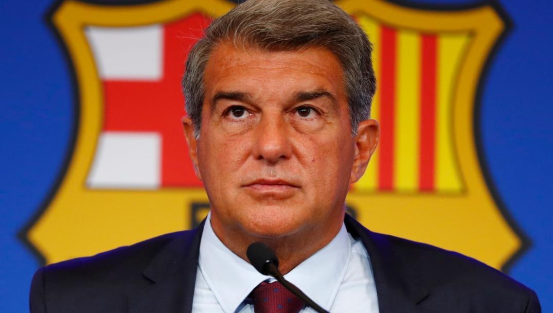 拉波尔塔抨击巴托梅乌,巴塞罗那的债务高达 11.5 亿英镑