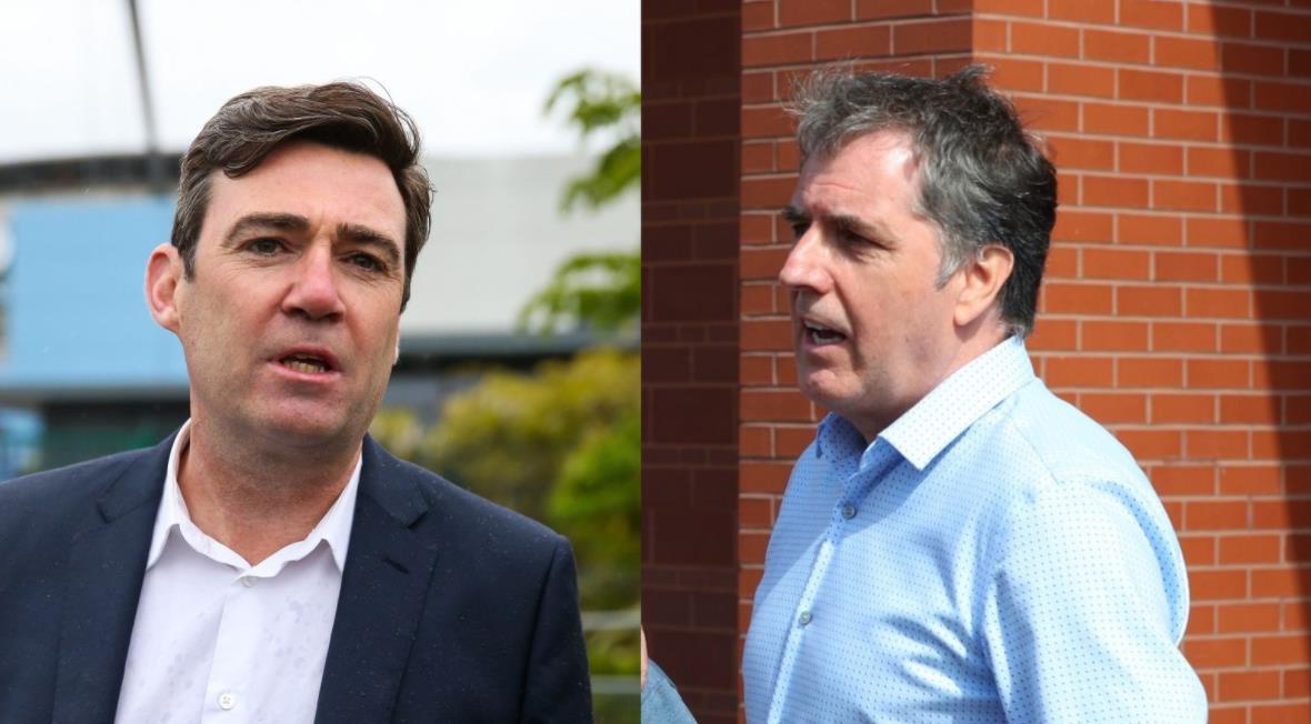 利物浦、曼彻斯特市长罗瑟勒姆和伯纳姆支持公平竞赛倡议
