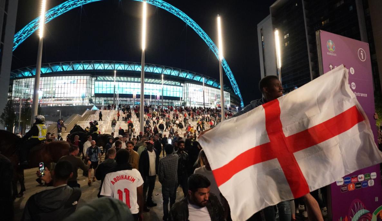 研究表明,英格兰进入欧洲杯决赛对公众健康造成了重大风险