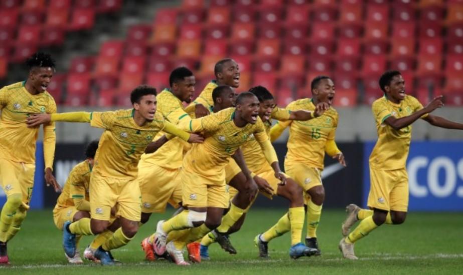 南非国家足球队的目标是获得 2022 世界杯的资格