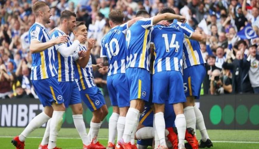 布莱顿首次新赛季的首两场比赛获得胜利
