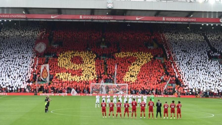利物浦在情绪激动的安菲尔德球场回归中获胜