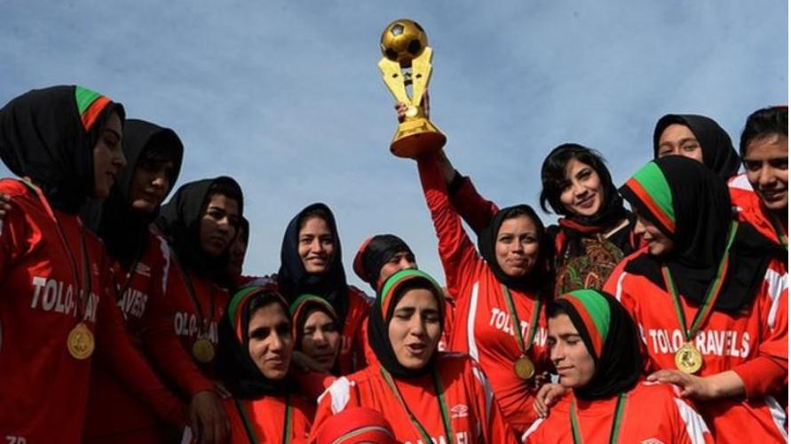 阿富汗:体育机构呼吁女运动员紧急撤离