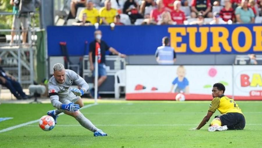 祖德·贝林厄姆在比赛中表现出色但是多特蒙德依旧输了