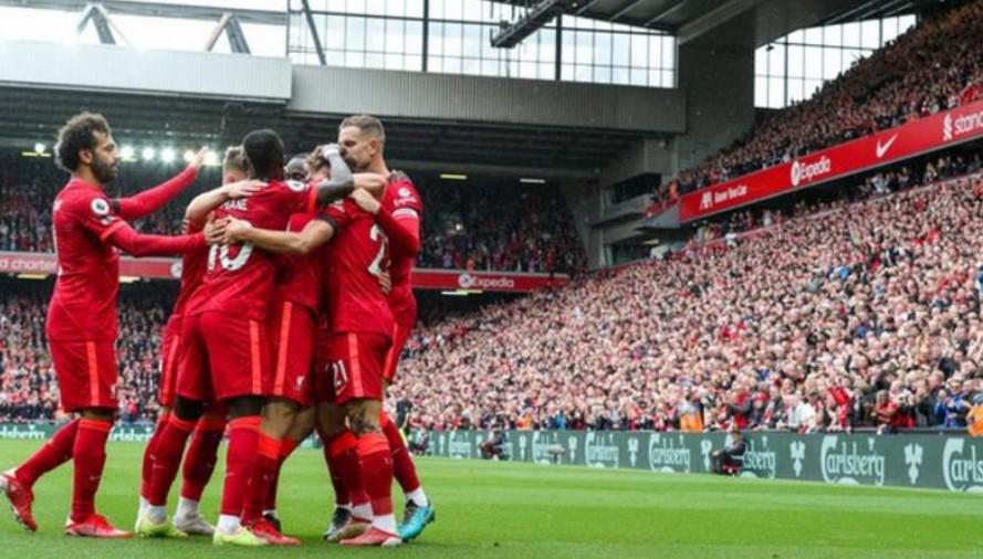 若塔和马内的进球使利物浦的胜利继续