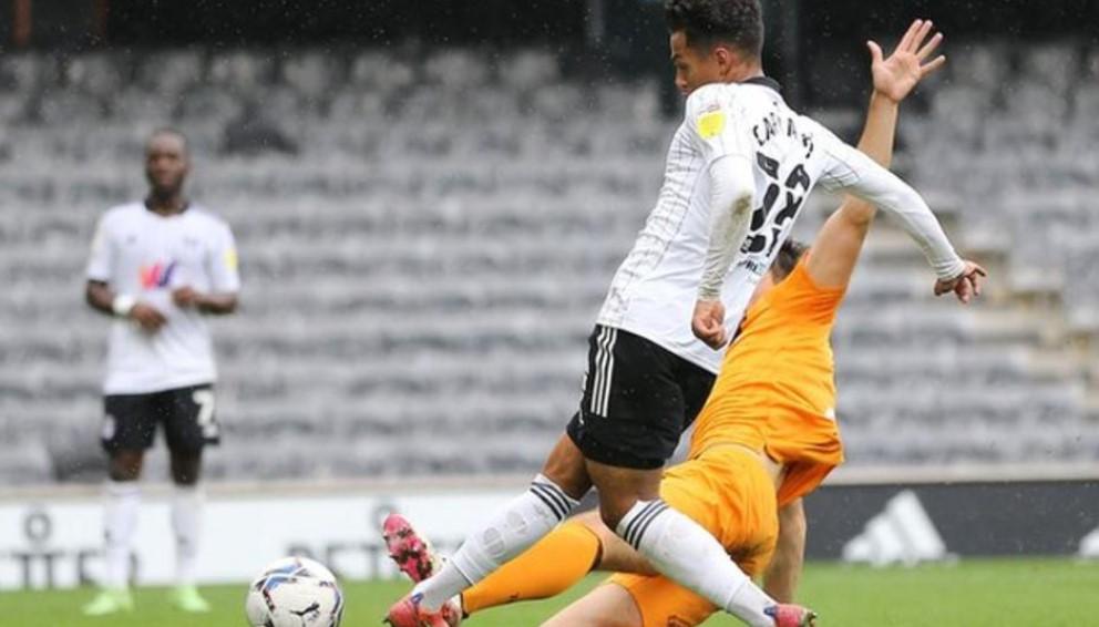 亚历山大·米特洛维奇进球而使富勒姆以轻松击败赫尔城而上升至榜首