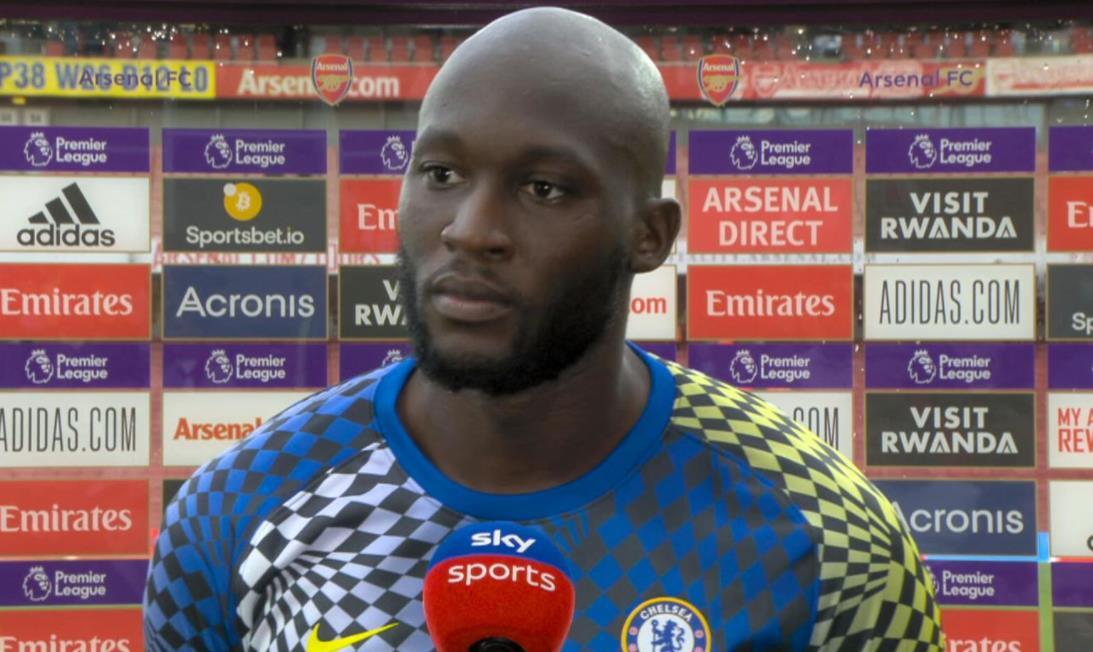 """卢卡库称赞他在切尔西对阵阿森纳的表现""""占主导地位"""""""