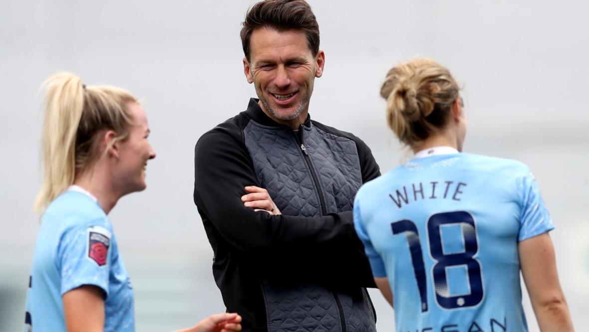 曼城将在女足欧冠资格赛第二轮对阵皇马