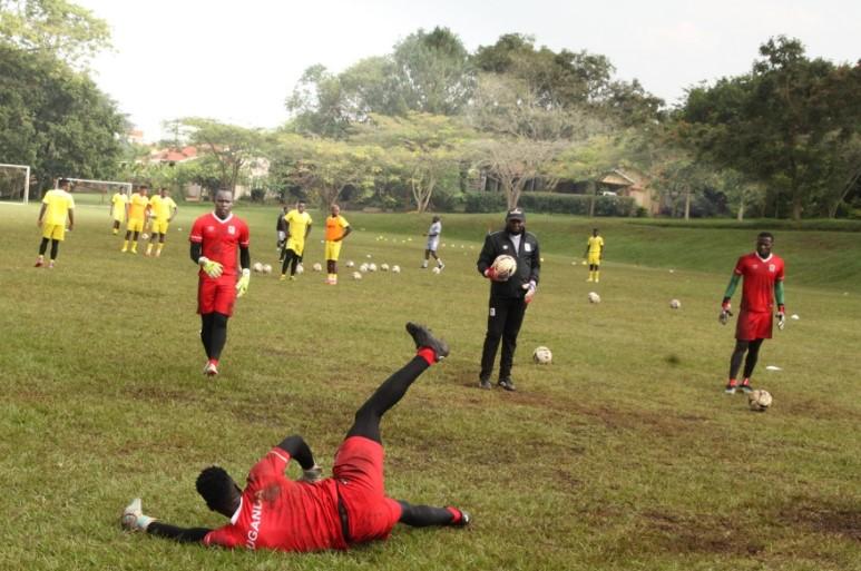 乌干达国家足球队为2022 年卡塔尔世界杯预选赛做准备