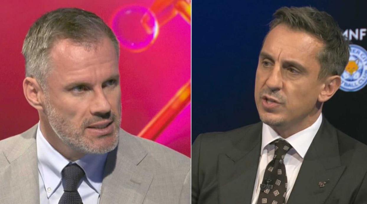 卡拉格和内维尔对 2021/22 赛季英超联赛的预测