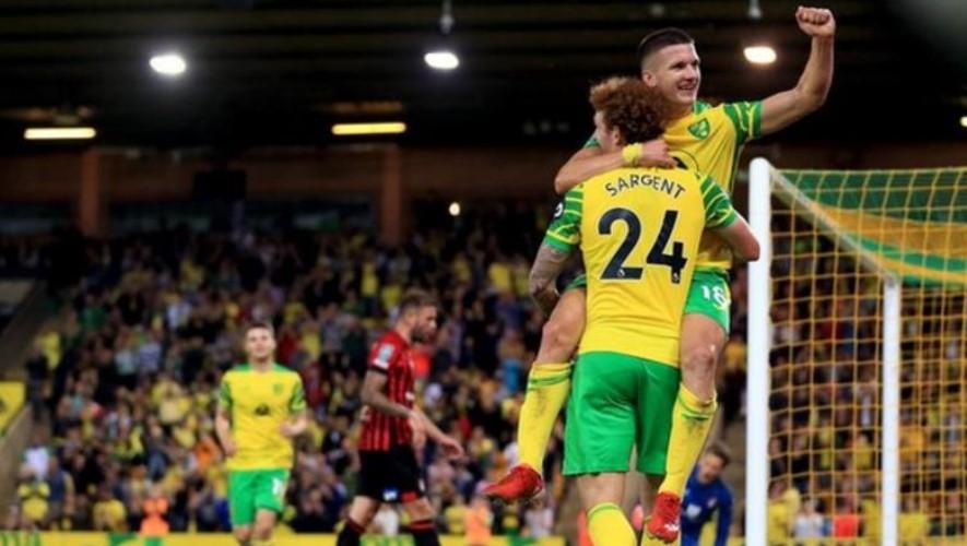 诺维奇城以6-0的漂亮战绩顺利进入英格兰赛杯的第三轮