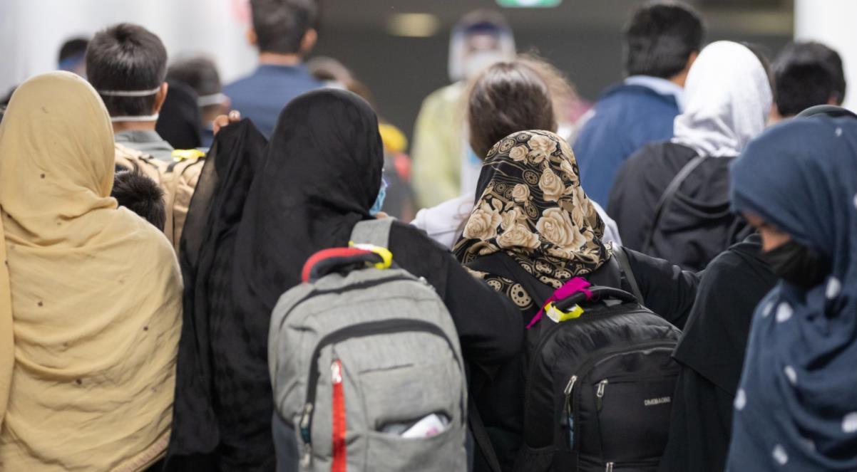 阿富汗女足球员脱离危险被带到澳大利亚