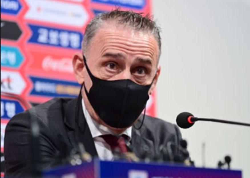 保罗·本托公布韩国下个月世界杯预选赛名单