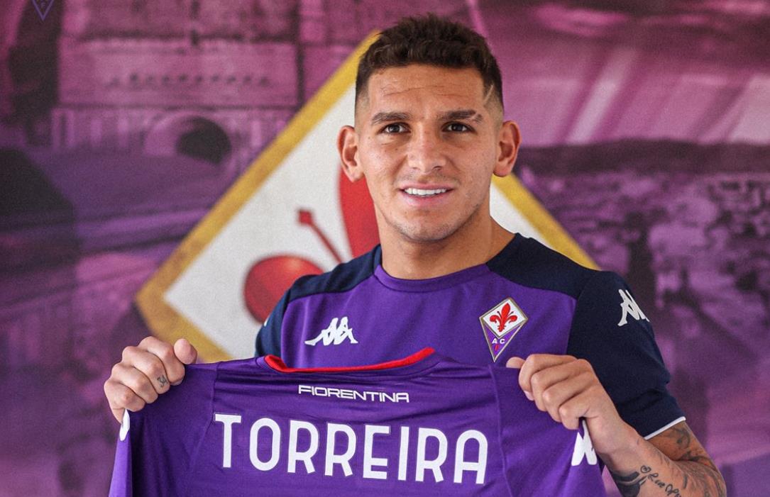 托雷拉租借加盟佛罗伦萨一个赛季