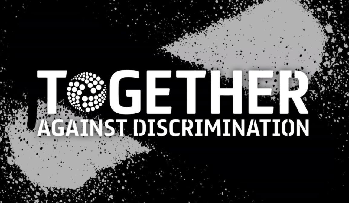 """EFL 发布""""一起反对歧视""""的帖子,称必须从足球中消除种族歧视"""