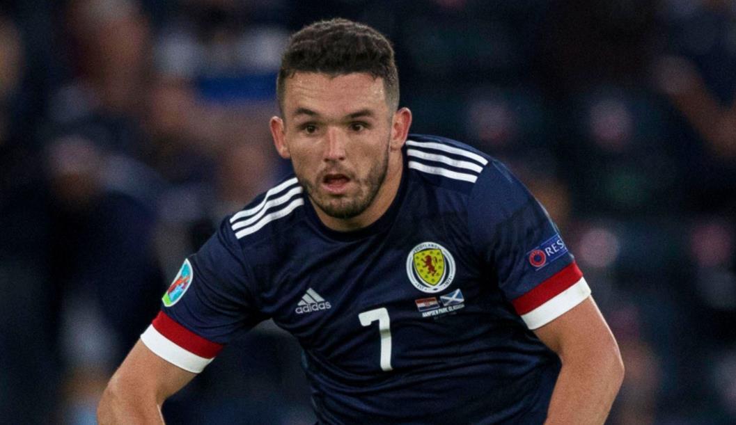 阿斯顿维拉中场因冠状病毒缺席苏格兰预选赛