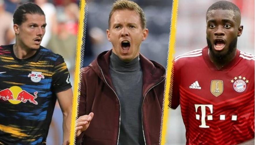 马塞尔·萨比策加盟拜仁慕尼黑