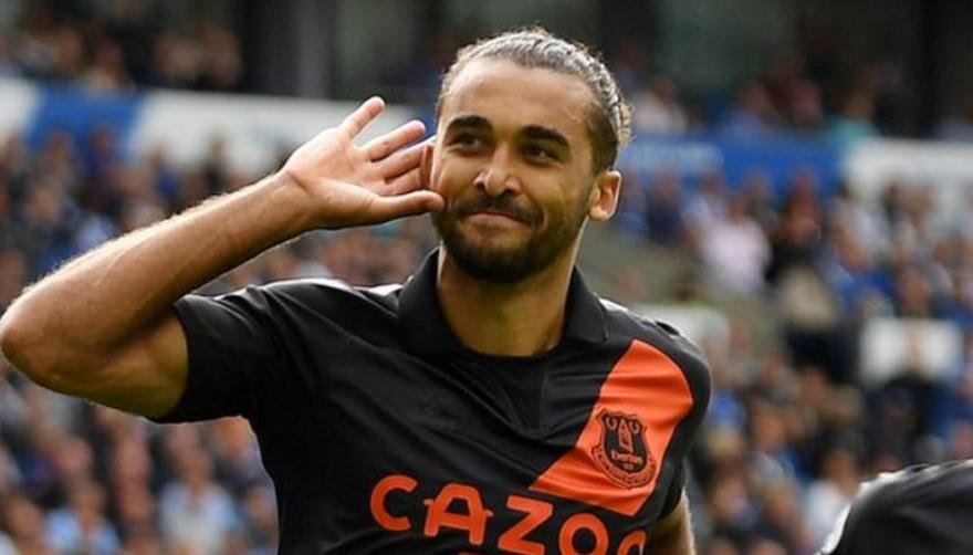 埃弗顿前锋多米尼克·卡尔弗特-勒温因伤退出英格兰队