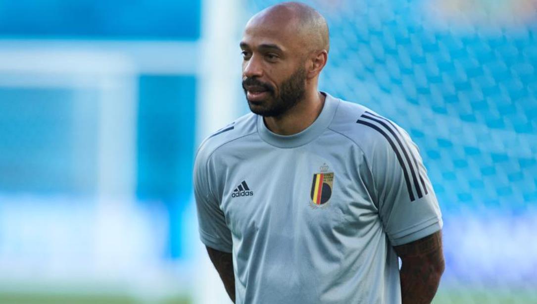 前法国前锋亨利获得比利时世界杯合约
