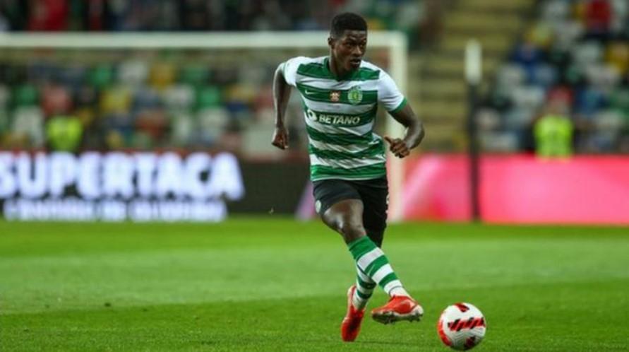 巴黎圣日耳曼签下里斯本竞技队的葡萄牙边后卫努诺·门德斯
