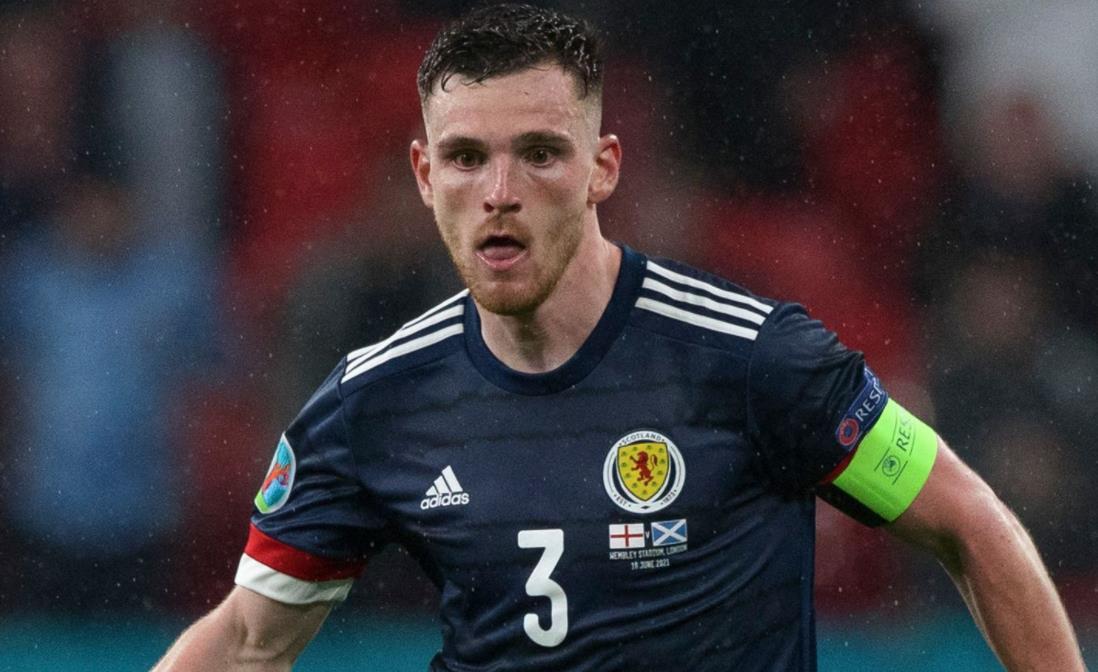 苏格兰队长表示希望在三连胜之前平衡达到 2022 年世界杯