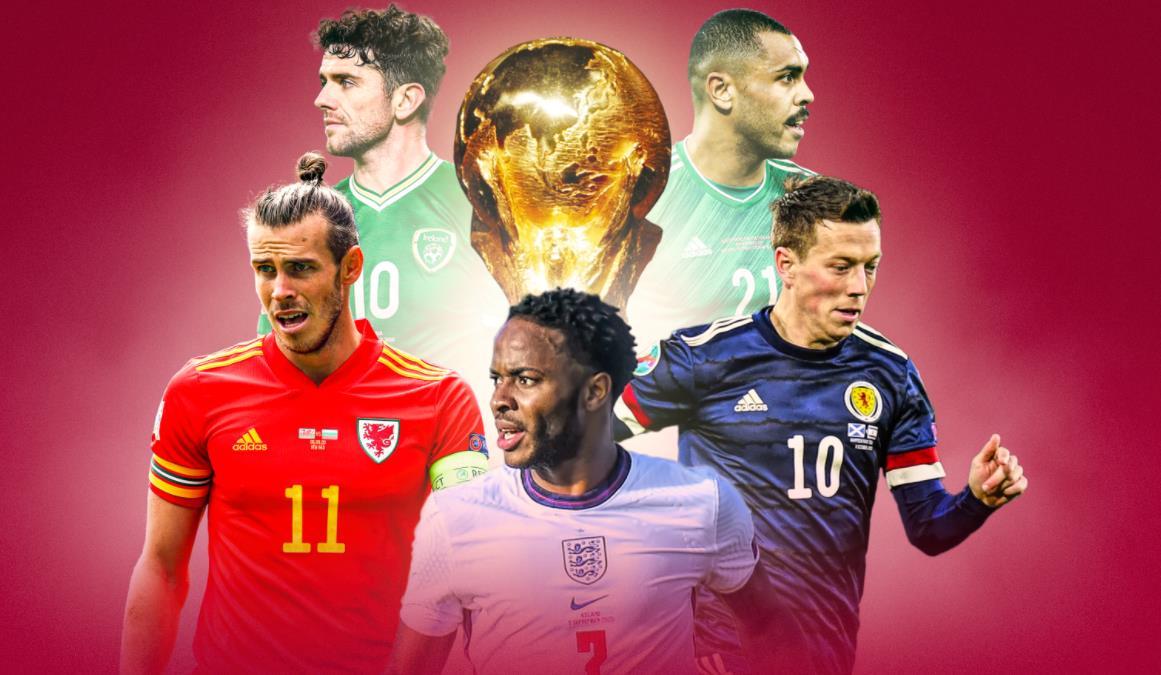 2022 年世界杯欧洲预选赛:赛程、小组赛、附加赛形式、决赛