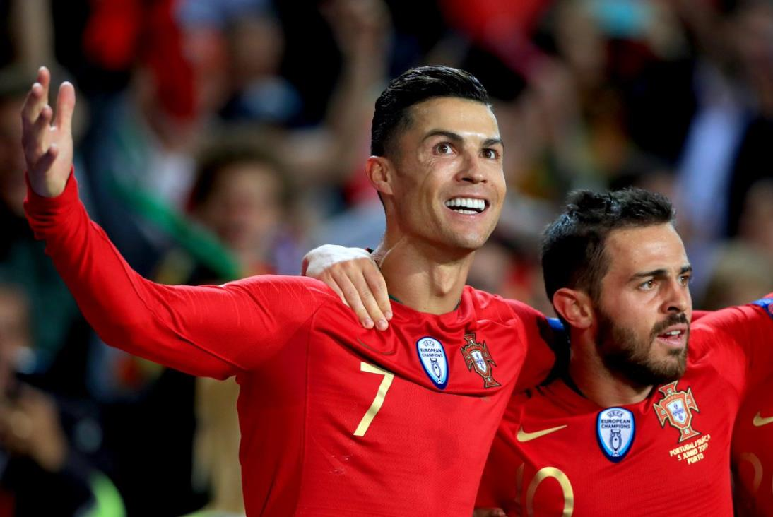 破纪录的C罗:葡萄牙前锋说他的球队相信他们可以赢到最后