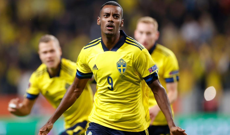 西班牙在28年来的第一场预选赛中输给了瑞典